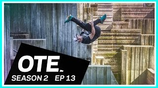 OTE: Psycho's In Seattle - Off The Edge: A Freerunning Web Series (Season 2 – Ep.13 )