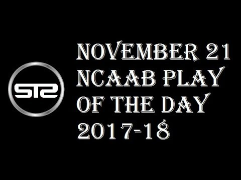 November 21, 2017 - College Basketball Pick of The Day - Today NCAAB Picks ATS Tonight 11/21/17