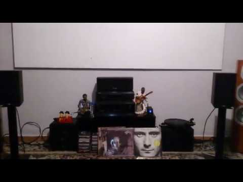 SMSL AD18 + Turntable ProJect + Monacor SPR-6 Phono Preamp + Bowers &  Wilkins DM302
