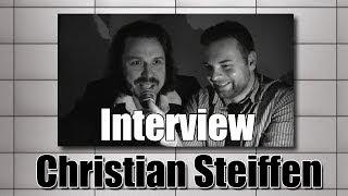 Christian Steiffen das Exklusivinterview in Leipzig