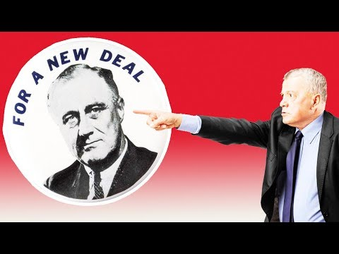Why The Right Wing Hates The New Deal