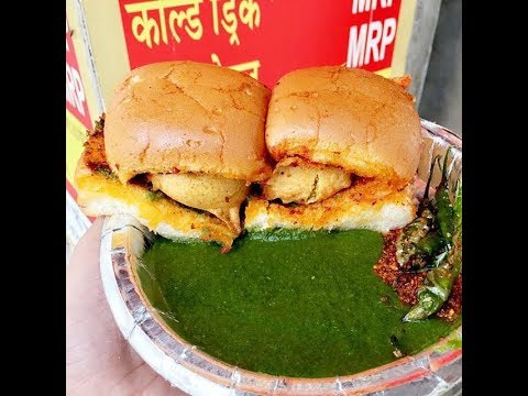 VADA PAV IN DELHI !! YES, CHECK OUT WHERE ??