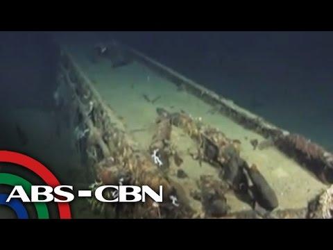 Battleship 'Musashi' wreckage found in Philippines