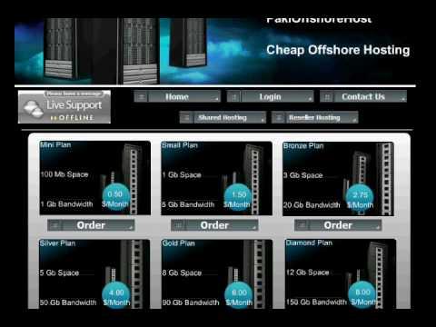 Cheap Offshore hosting! Pakioffshorehost.com