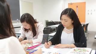 文学部 英語英米文化学科 4年 田中綾乃さん.
