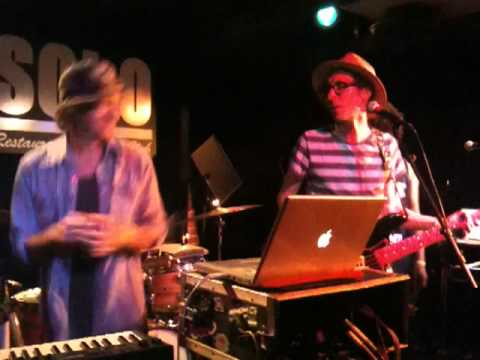 Do You Believe (Feat. Twin Shadow) - Poolside, Live @ Soho Restaurant in SB, CA