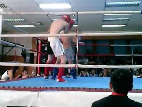 Emilio martinez vs matias lazo round 1