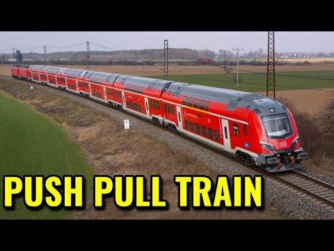 Push Pull train