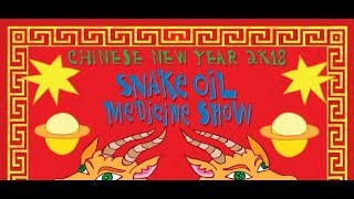 Snake Oil Medicine Show and Medisin-in-DUB @ Pisgah Brewing Co. 2-16-2018