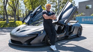 THIS IS WHY THE MCLAREN P1 IS MY FAVORITE! || Manny Khoshbin