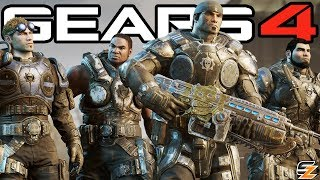 Gears of War 4 - 11 Years of Gears, Classic Delta Squad Packs,…
