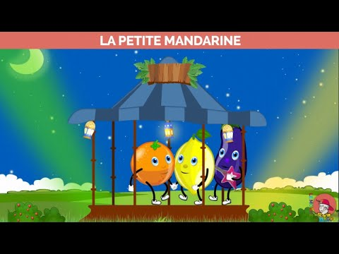 Le Monde d'Hugo - La petite mandarine