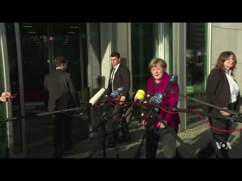 Analysts: Germany Political Chaos A Sign Merkel's Power Waning