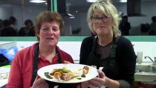 Escapade gourmande entre Terre & Mer : entrez en cuisine !