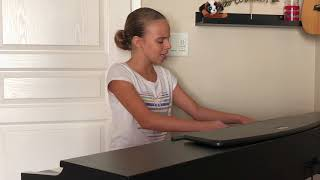 "12 Year Old Carrie Underwood Cover ""Cry Pretty"""