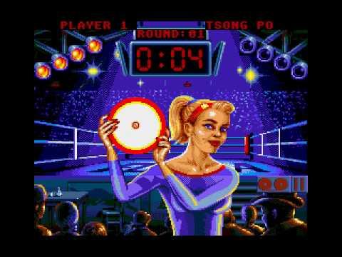 Mega Drive Longplay [448] Best of the Best: Championship Karate