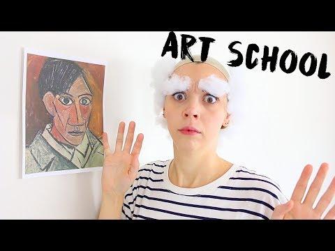 Art School Pet Peeves