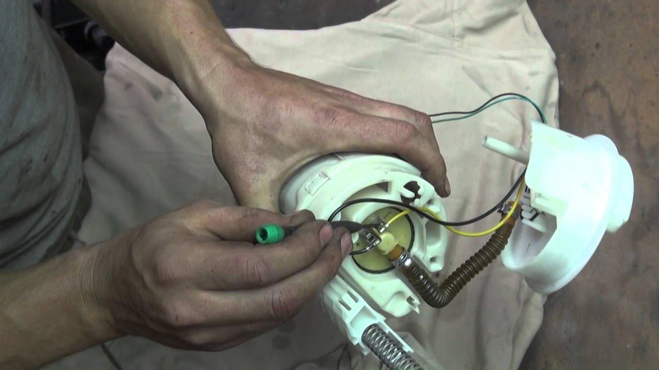 bezawaryjneautopl wymiana pompy paliwa skoda fabia