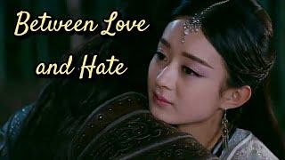Ai Hen Zhi Jian (Lyrics) 爱恨之间 Between Love And Hate | Wu Qi Long 吴奇隆 Nicky Wu (Legend Of Zu Ost)