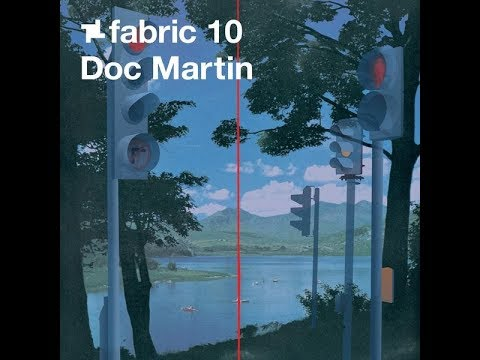 FABRC 10   Mixed by DOC MARTIN for FABRIC RECORDS UK.  [2003]