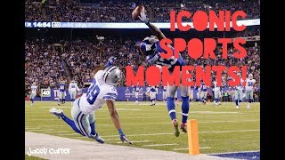 Iconic Moments in Sports !!