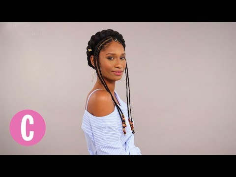 Witness The Magic of Black Hair In This #BlackHairChallenge | Episode 2 | Cosmopolitan