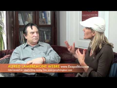 Alfred Webre - Complex situations between ETs & politics/government - part 2/2