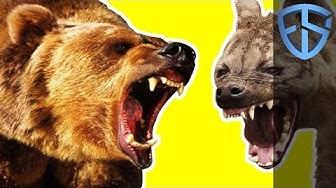 Näille pedoille maistui ihminen | 5 kammottavaa kohtaamista eläinten kanssa (feat. Pari muuttujaa)