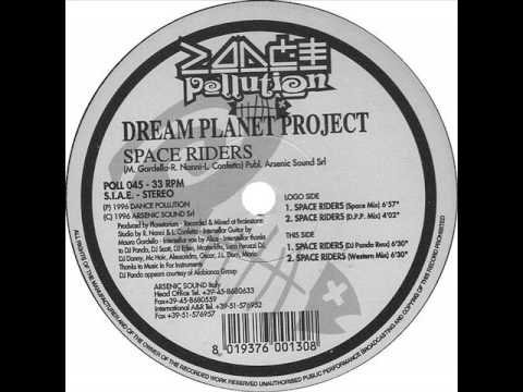 Dream Planet Project - Space Riders