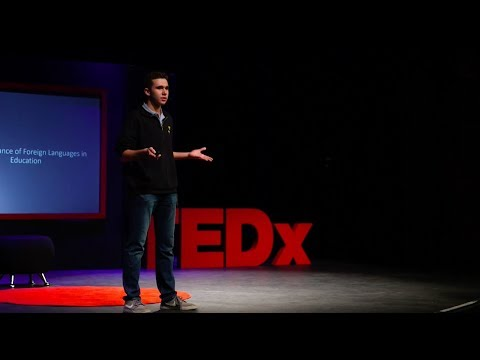 """THE IMPORTANCE OF FOREIGN LANGUAGE EDUCATION"" 