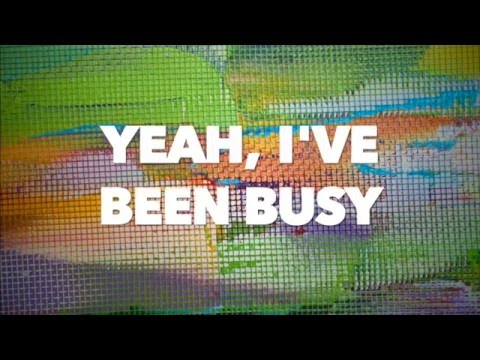 """Amy Salino """"I've Been Busy"""" Official Lyric Video"""