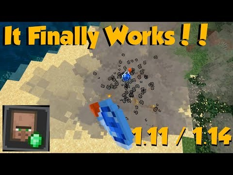 IT FINALLY HAS A USE - New Village And Pillage Beta