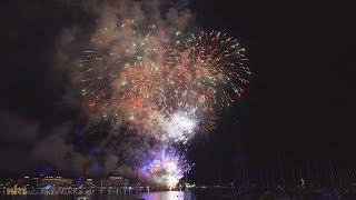 Fêtes de Genève 2017- Feux d'artifice / Fireworks (5 août/5 August)