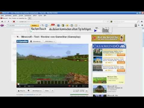 Wie man Video DownloadHelper benutzt