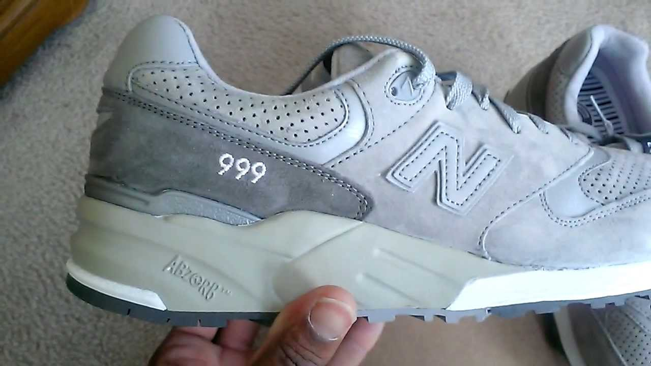 wholesale dealer c8e8f 347e8 Sneaker Collection #52 New Balance 999 Wanted Pack