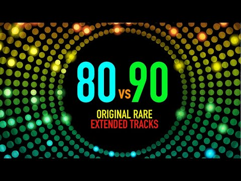 80 vs 90 (Original Rare Extended Tracks Megamix)