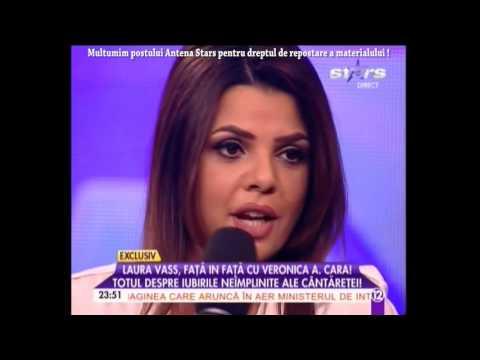 LAURA VASS - AGENTUL VIP (ANTENA STARS)