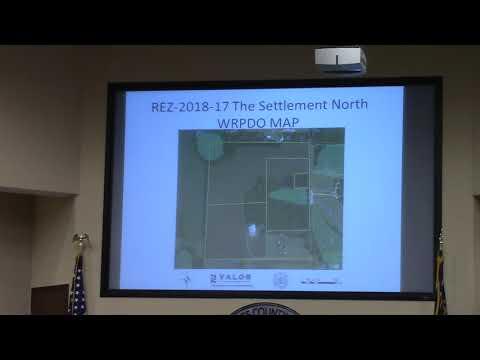 5a. REZ-2018-17 5999 Val Del Road, E-A To R-1, ~98.95 Acres