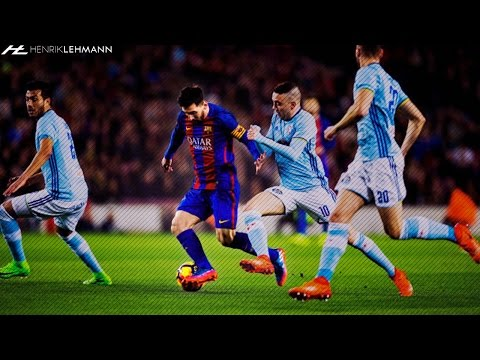 Lionel Messi ● King of Dribbling ● 2017 Ep. 3