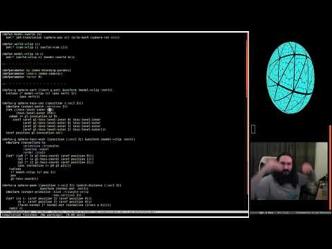 Pushing Pixels with Lisp - Episode 21 - Learning About Tessellation