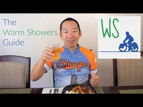The Warm Showers Guide - Milestone Rides