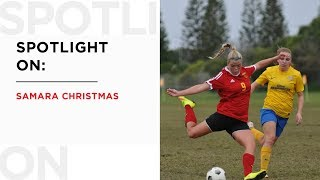 Sunshine Coast Fire: Spotlight on Samara Christmas and the new SEQWPL competition