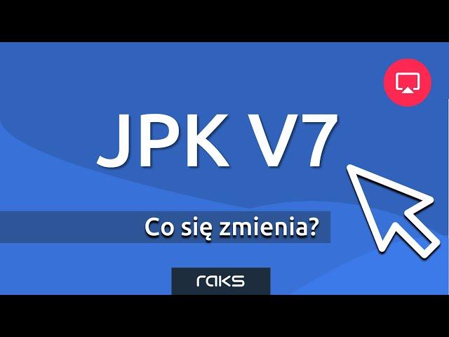 JPK V7 od 1 października 2020 roku. Zobacz co się zmienia.