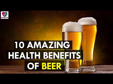 10 Amazing Health Benefits Of Beer - Health Sutra