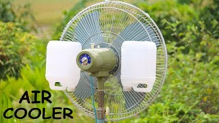 How to make Plastic Bottle Air Conditioner at Home - Like 2 Ton AC