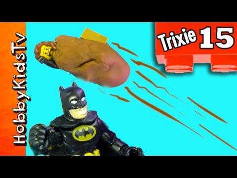 Time Warp Trixie! Whale Du + Shark Gold, Part 15 by HobbyKidsTV