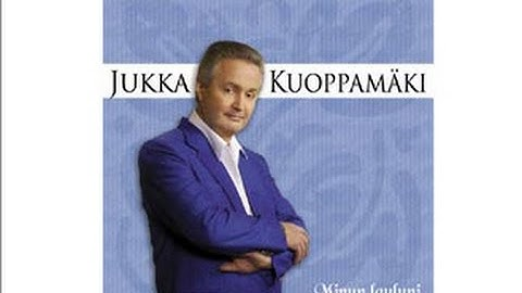 Pieni mies - Jukka Kuoppamäki