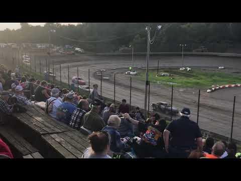 Hilltop Speedway - Ministock Heat 4 - 6/21/19