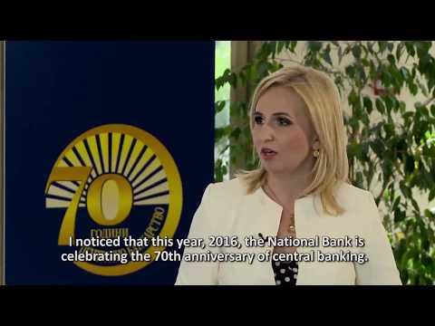 National Bank - 70 years serving the Macedonian society