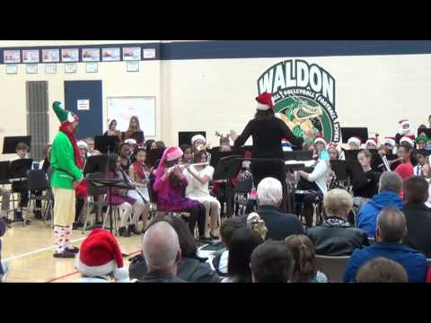 Waldon Middle School Christmas Concert